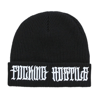 Kapa Beanie HYRAW - HOSTILE BONNET F**KING, HYRAW