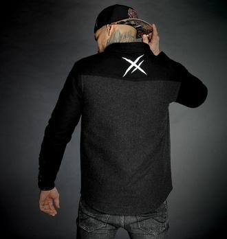 Moška srajca HYRAW - SHADOW, HYRAW