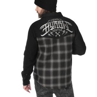 Moška srajca z dolgimi rokavi HYRAW - CHEMISE UNITY, HYRAW