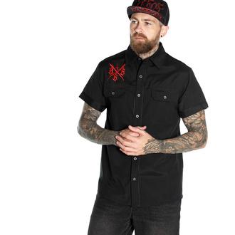 Moška srajca HYRAW - CHEMISE LUCIFER, HYRAW