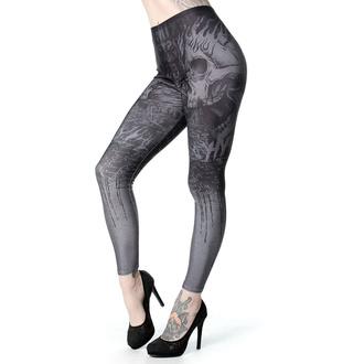 Ženske hlače (legice) HYRAW - CEMETERY, HYRAW