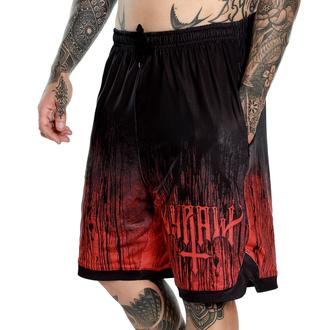 Moške kratke hlače HYRAW - SPORT - LUCIFER, HYRAW