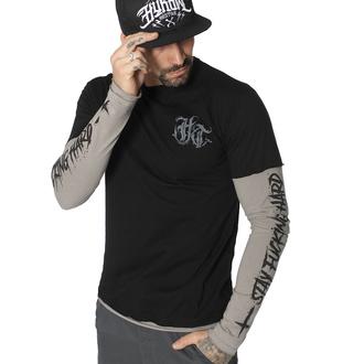 Moška majica z dolgimi rokavi HYRAW - BLAZON, HYRAW