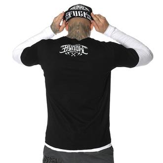 Moška majica z dolgimi rokavi HYRAW - EVIL RECORD, HYRAW