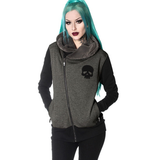 Ženski hoodie HYRAW - DEATH SHADOW, HYRAW