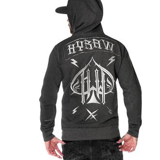 Moški hoodie HYRAW - ACE OF SPADES, HYRAW