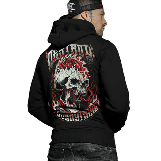 Moški hoodie HYRAW - DESTROY, HYRAW