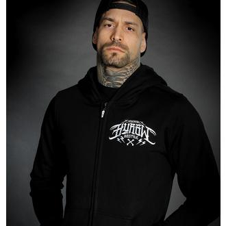 Moški hoodie HYRAW - GO FUCK, HYRAW