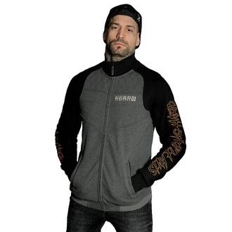 Moški hoodie HYRAW - KNUCKLEDUSTER, HYRAW