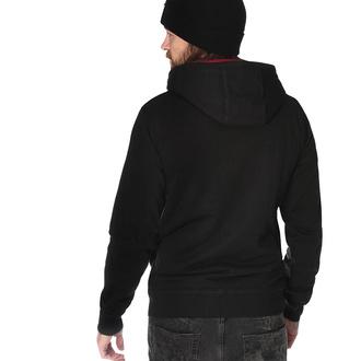 Moški hoodie HYRAW - HOMME RED HELL, HYRAW