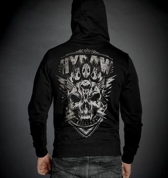 Moški hoodie HYRAW - VIKING, HYRAW