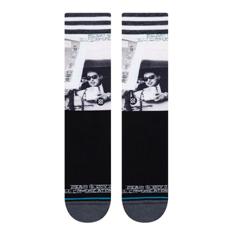 Nogavice Beastie boys - ILL COMMUNICATIONS - ČRNA - STANCE, STANCE, Beastie Boys