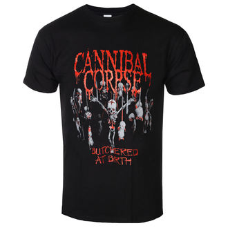 majica kovinski moški Cannibal Corpse - Butchered At Birth - PLASTIC HEAD, PLASTIC HEAD, Cannibal Corpse