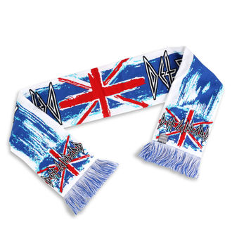 Šal Def Leppard - Union Jack´s - LOW FREQUENCY, LOW FREQUENCY, Def Leppard