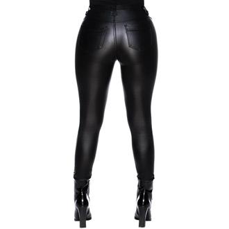 Ženske hlače KILLSTAR - Illusion - Črna, KILLSTAR
