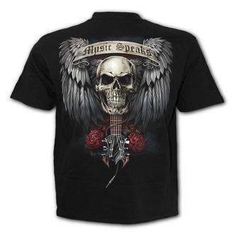 Moška majica - UNSPOKEN - SPIRAL, SPIRAL