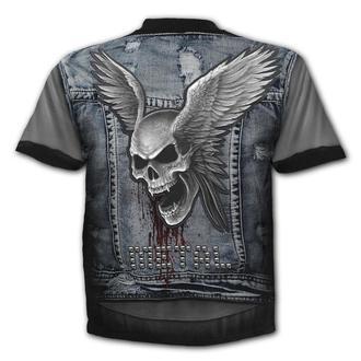Moška majica - THRASH METAL - SPIRAL, SPIRAL