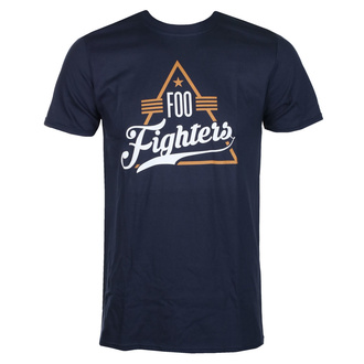 Moška majica - Foo Fighters - NAVY - ROCK OFF, ROCK OFF, Foo Fighters