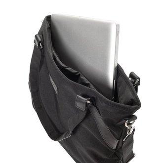 Ročna torba (torbica) MEATFLY - INSANITY 3 - B - Heather Črno, MEATFLY