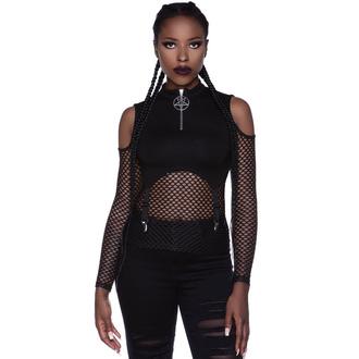Ženska majica z dolgimi rokavi KILLSTAR - Iris, KILLSTAR