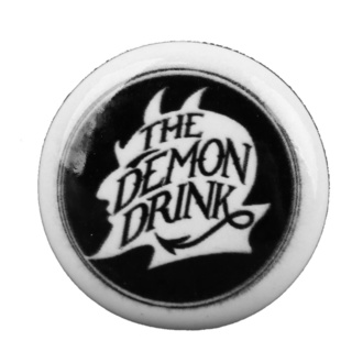 Zamašek za steklenico ALCHEMY GOTHIC - Demon Drink, ALCHEMY GOTHIC