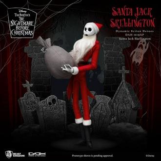 Figurica Nightmare Before Christmas - Dynamic 8ction Heroes - Santa Jack Skellington, NNM, Nightmare Before Christmas