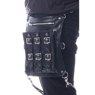Torba (bočna bum torba) VIXXSIN - MENACE - UNISEX - ČRNA, VIXXSIN