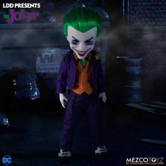 Akcijska figura (lutka) Joker - DC Universe - LIVING DEAD DOLLS, LIVING DEAD DOLLS