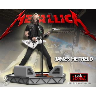 Figura Metallica - James Hetfield - Limited Edition - KNUCKLEBONZ, KNUCKLEBONZ, Metallica