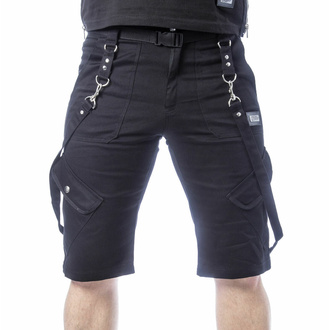 moške kratke hlače VIXXSIN - JAYLEN - ČRNA - POI1051