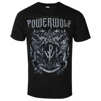 Moška majica Powerwolf - Crest - Metal Is Religion, NNM, Powerwolf