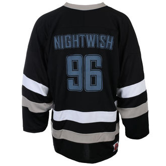 majica kovinski moški Nightwish - OWL- LOGO 96 BLK / WHT - Just Say Rock, Just Say Rock, Nightwish