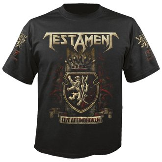Moška metal majica Testament - Eindhoven - NUCLEAR BLAST, NUCLEAR BLAST, Testament
