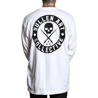 Moška majica z dolgimi rokavi SULLEN - BOH - WHITE, SULLEN
