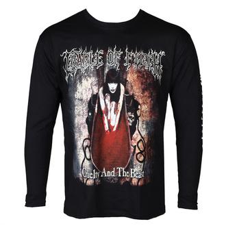 Moška metal majica Cradle of Filth - CRUELTY AND THE BEAST - PLASTIC HEAD, PLASTIC HEAD, Cradle of Filth