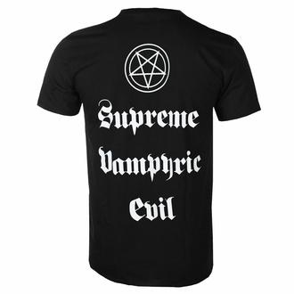 Moška majica Cradle Of Filth - Supreme Vampiric Evil - Črna, NNM, Cradle of Filth
