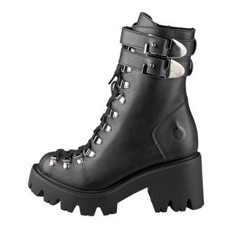 Klin ženski škornji - ALTERCORE, ALTERCORE