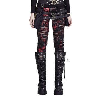 Ženske hlače (legice) PUNK RAVE - Ripped, PUNK RAVE
