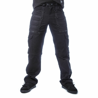 Moške hlače CHEMICAL BLACK - KALEN - ČRNA, CHEMICAL BLACK