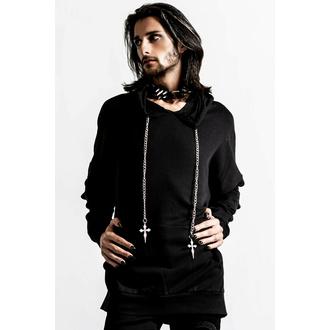 Unisex hoodie KILLSTAR - Kasumi - Črna, KILLSTAR