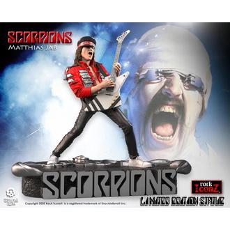 Akcijska figura Scorpions - Matthias Jabs - KNUCKLEBONZ, KNUCKLEBONZ, Scorpions