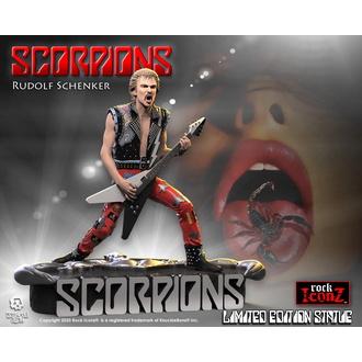 Akcijska figura Scorpions - Rudolf Schenker - KNUCKLEBONZ, KNUCKLEBONZ, Scorpions