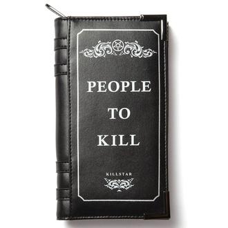 Denarnica KILLSTAR - Kill List - ČRNA - K-PRS-U-2270