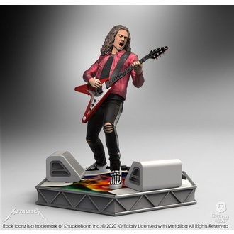 Figura Metallica - Kirk Hammett - Limited Edition - KNUCKLEBONZ, KNUCKLEBONZ, Metallica