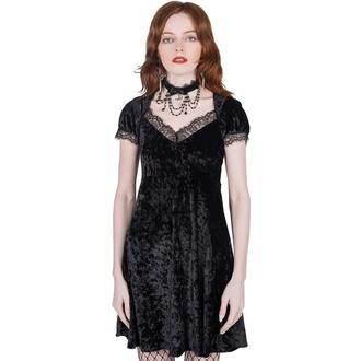 Ženska obleka KILLSTAR - Kiss Of Death Skater, KILLSTAR