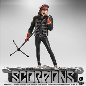 Akcijska figura Scorpions - Klaus Meine - KNUCKLEBONZ, KNUCKLEBONZ, Scorpions