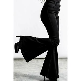 Ženske hlače KILLSTAR - Unholy Trinity - Črna, KILLSTAR