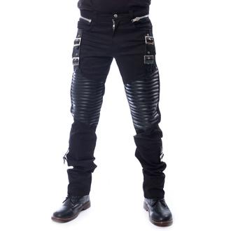 Moške hlače Vixxsin - KORE - ČRNA, VIXXSIN