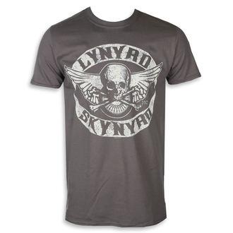 Moška metal majica Lynyrd Skynyrd - BIKER PATCH - PLASTIC HEAD, PLASTIC HEAD, Lynyrd Skynyrd