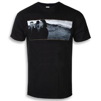Moška metal majica U2 - JOSHUA TREE - PLASTIC HEAD, PLASTIC HEAD, U2